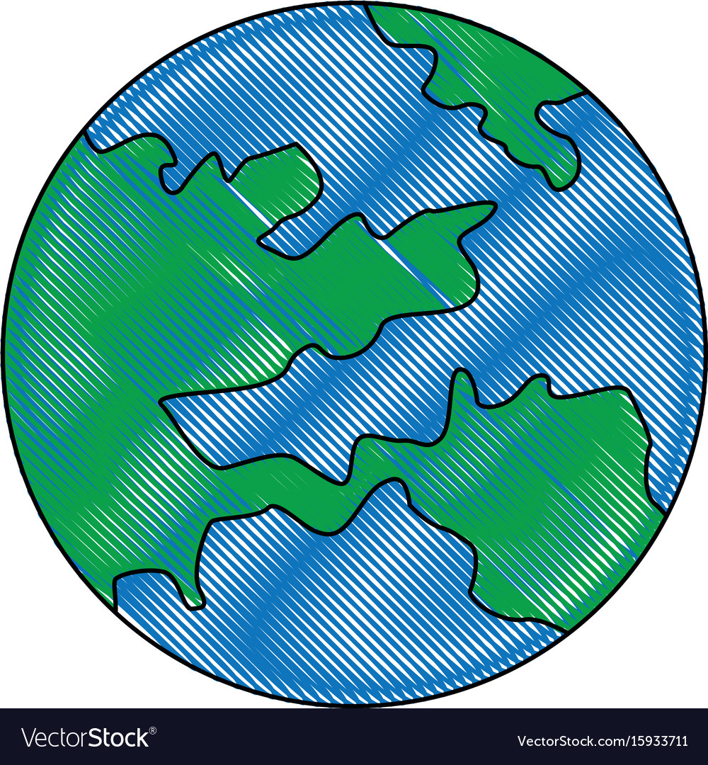 Map global world earth round icon royalty free vector image map global world earth round icon vector image gumiabroncs Image collections
