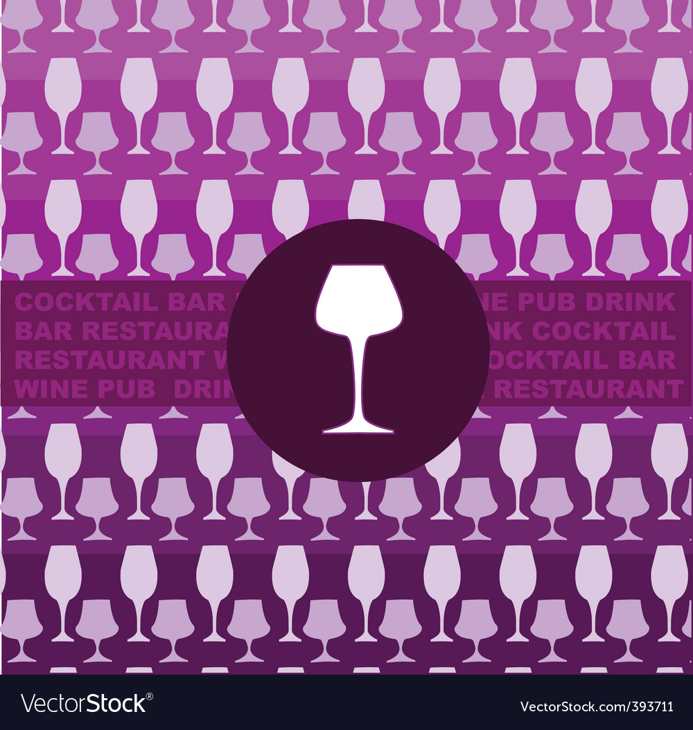 Wine glass background