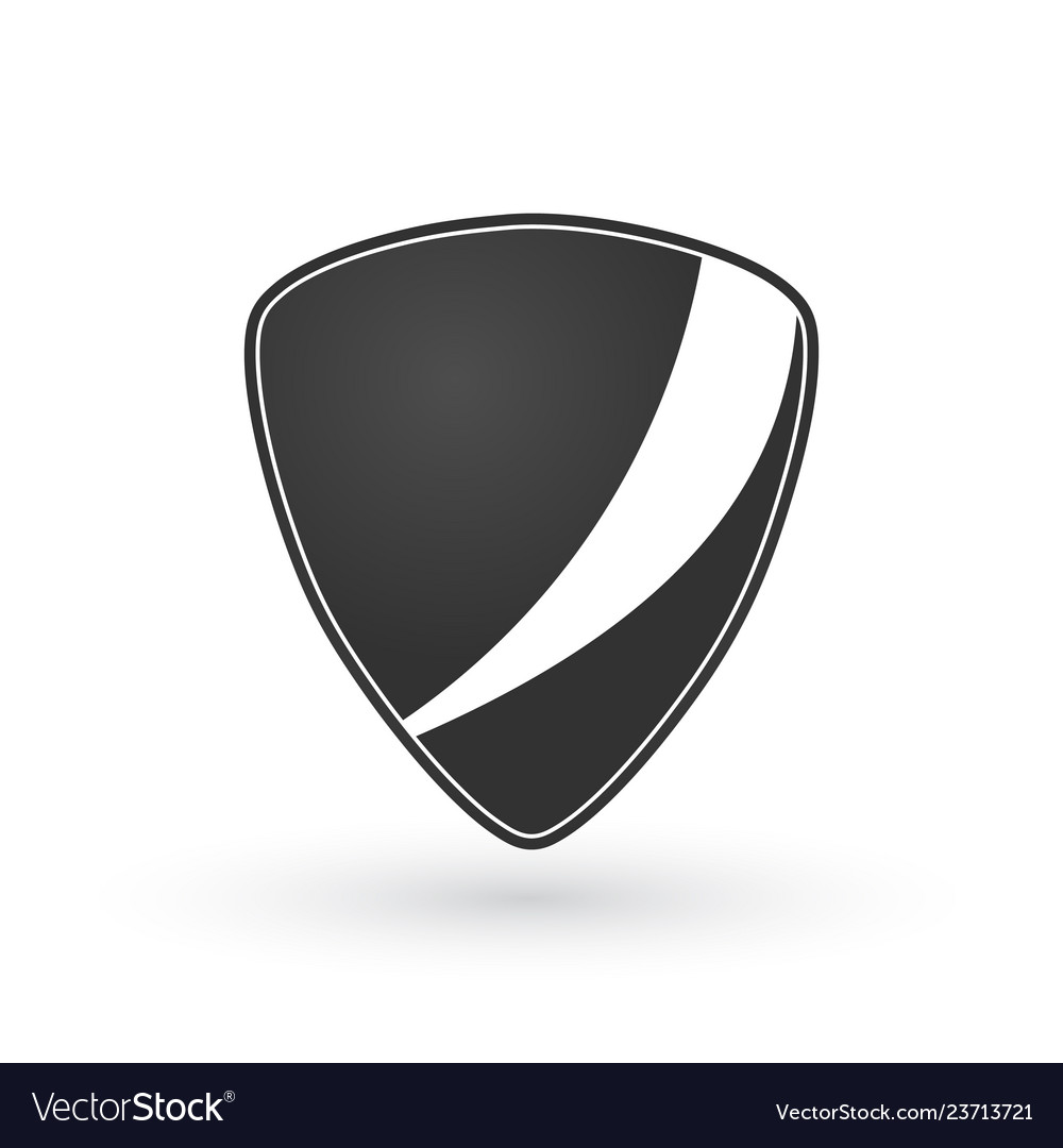 Black identity badge label emblem logo or badge