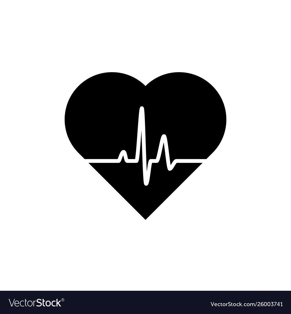 Heart Icon Human Health Royalty Free Vector Image Free for commercial use no attribution required high quality images. vectorstock