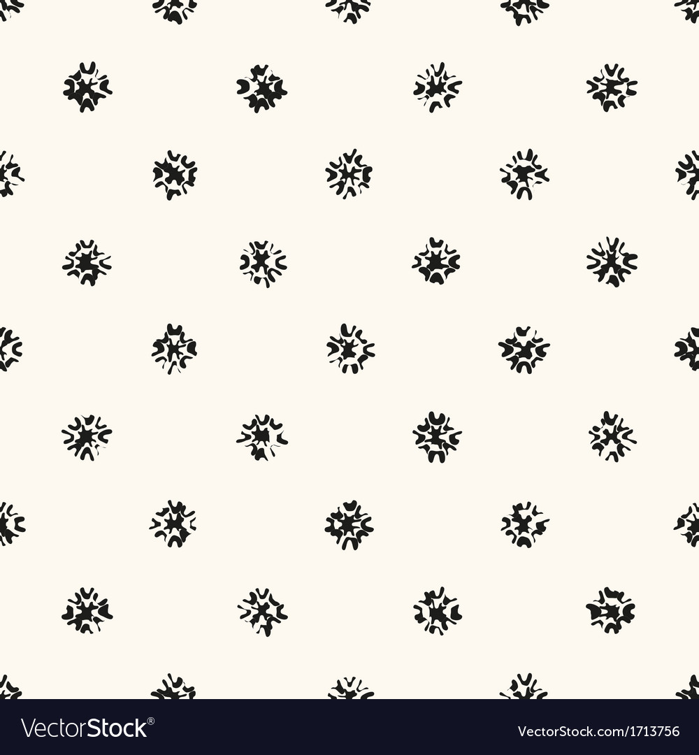 Seamless abstract ethnic pattern