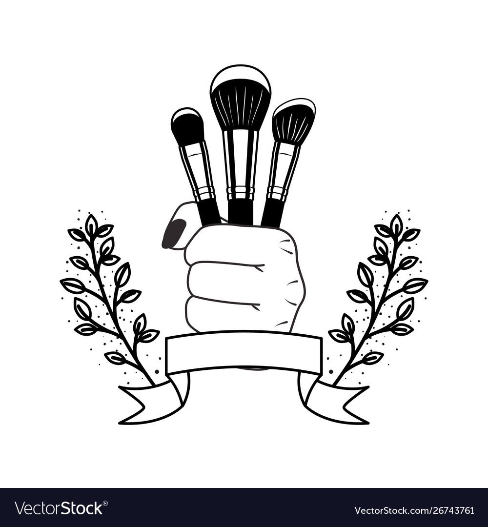Makeup Cartoon Drawing | Saubhaya Makeup