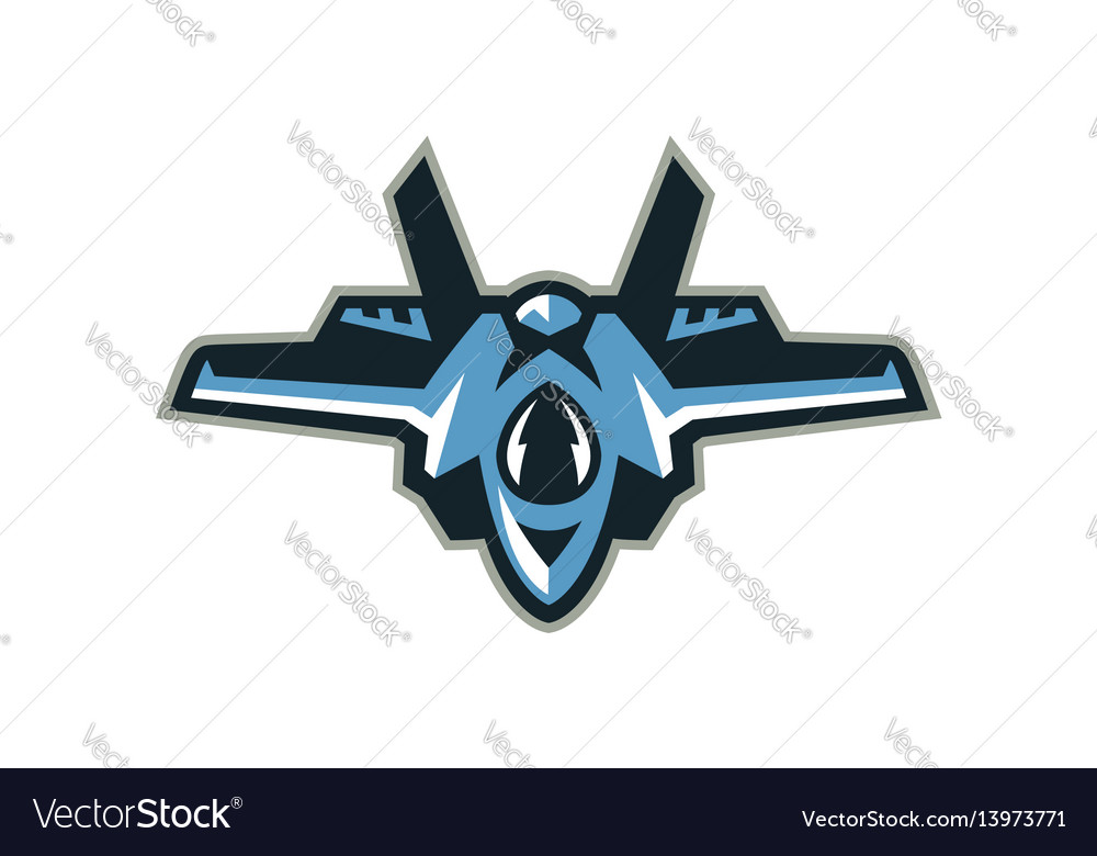 Logo of the fighter interceptor aircraft