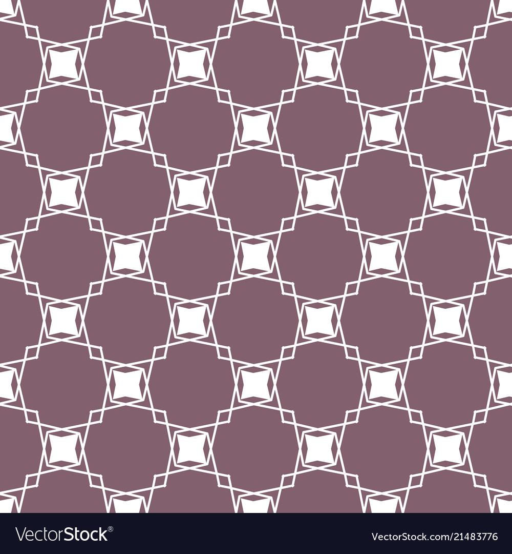 Geometric pattern seamless abstract line