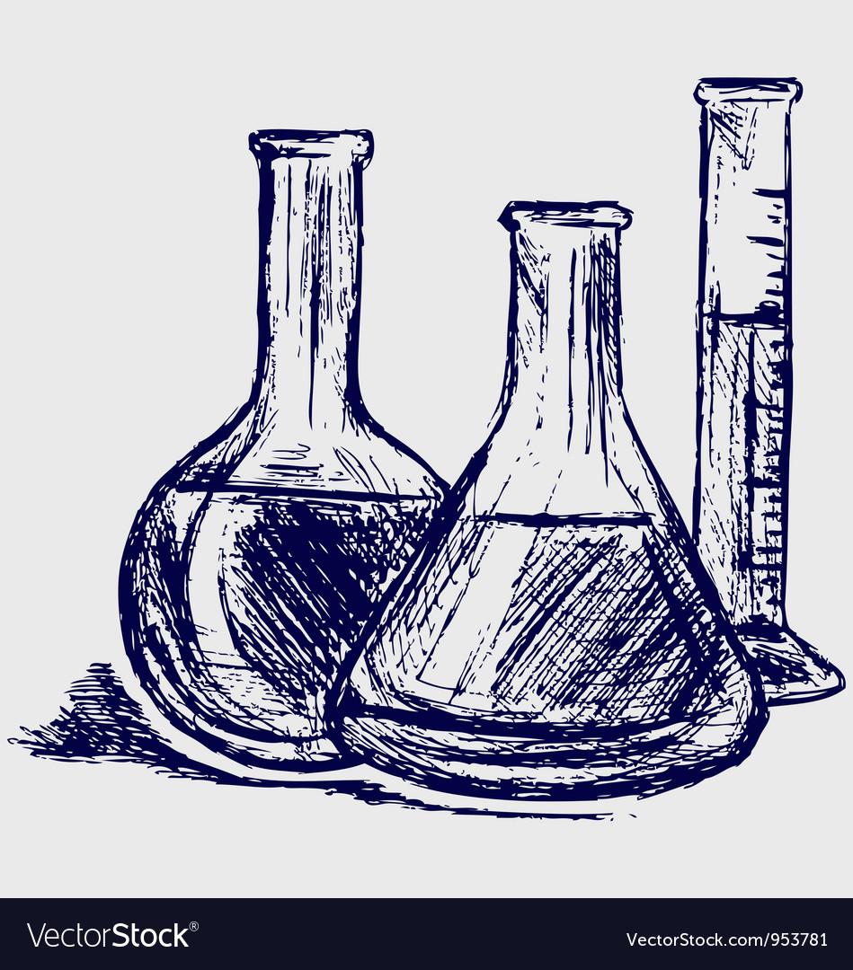Картинка химический карандашом девушки