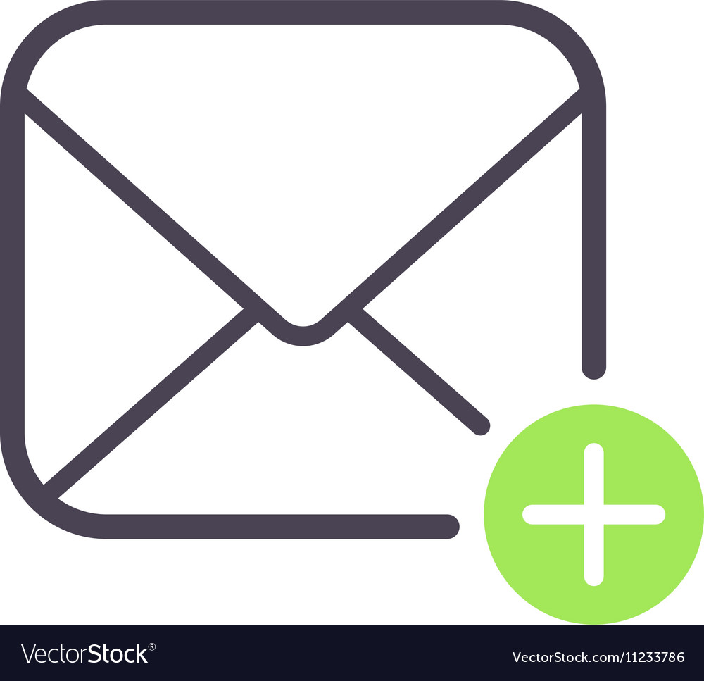 Mail icon symbol