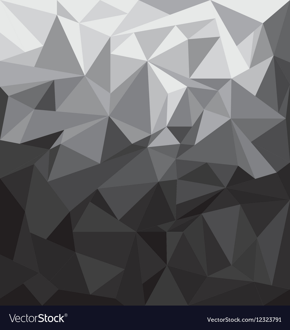 Abstract background Black with Grey and colorful