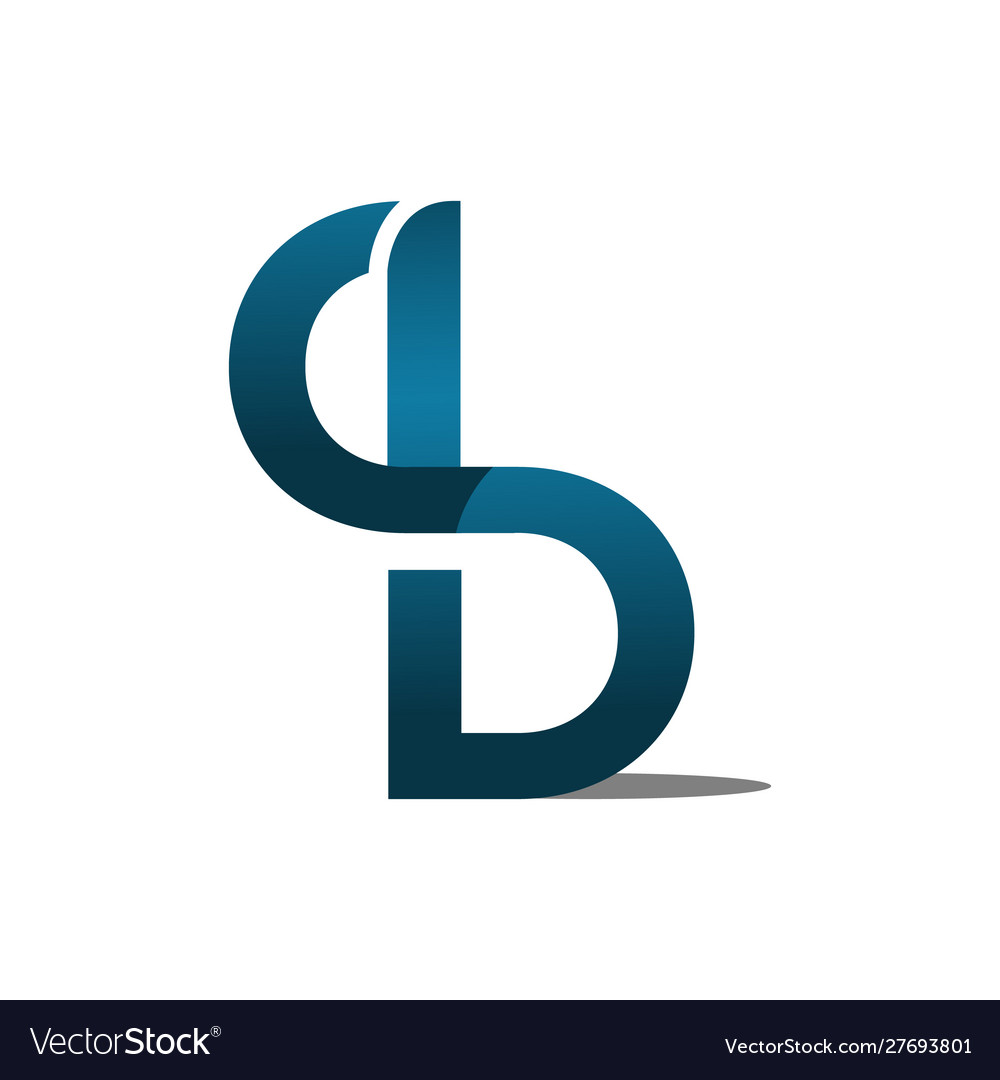 Alphabet logo design for business company