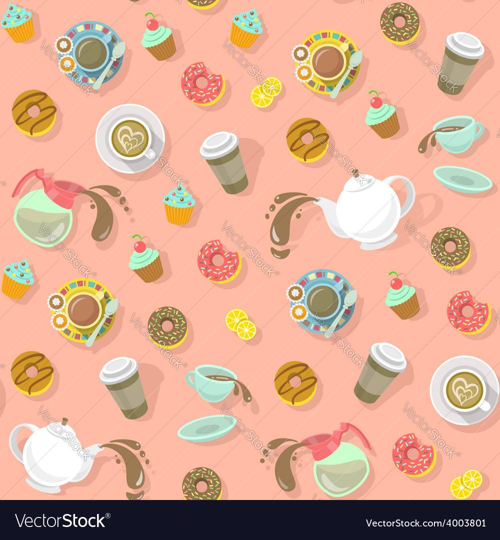 City Cafe Pattern
