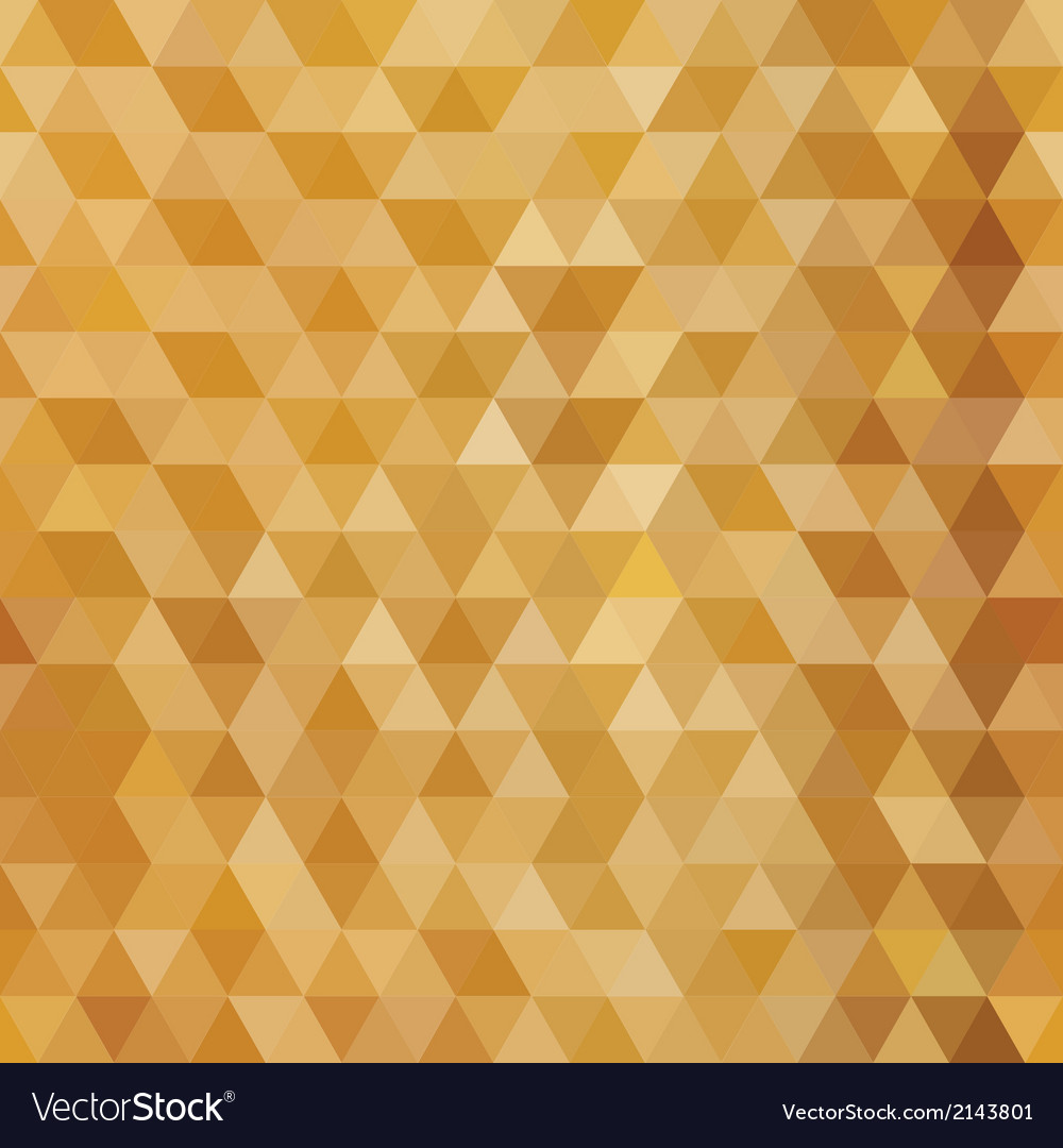 Pattern geometric Background with triangles