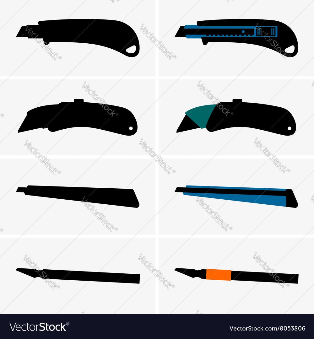 Cutter knives
