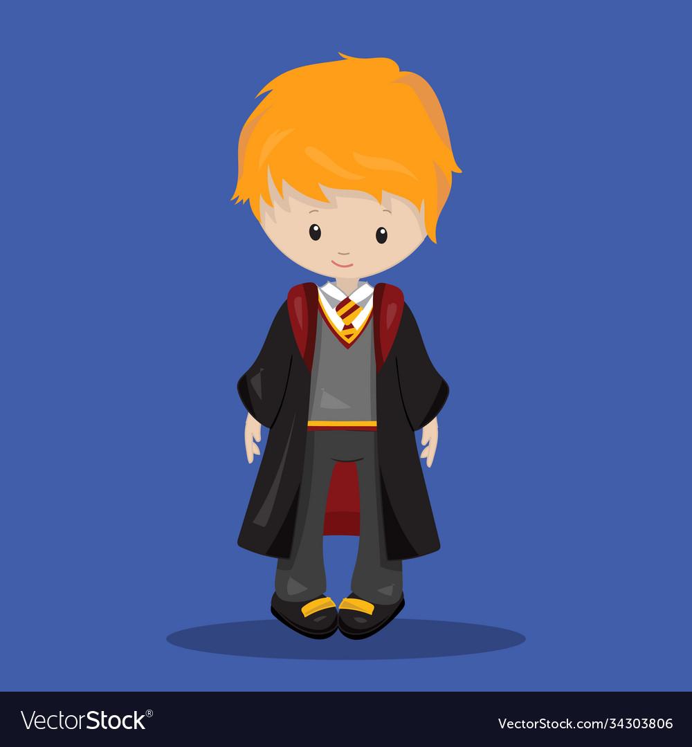 Harry potter ron 03