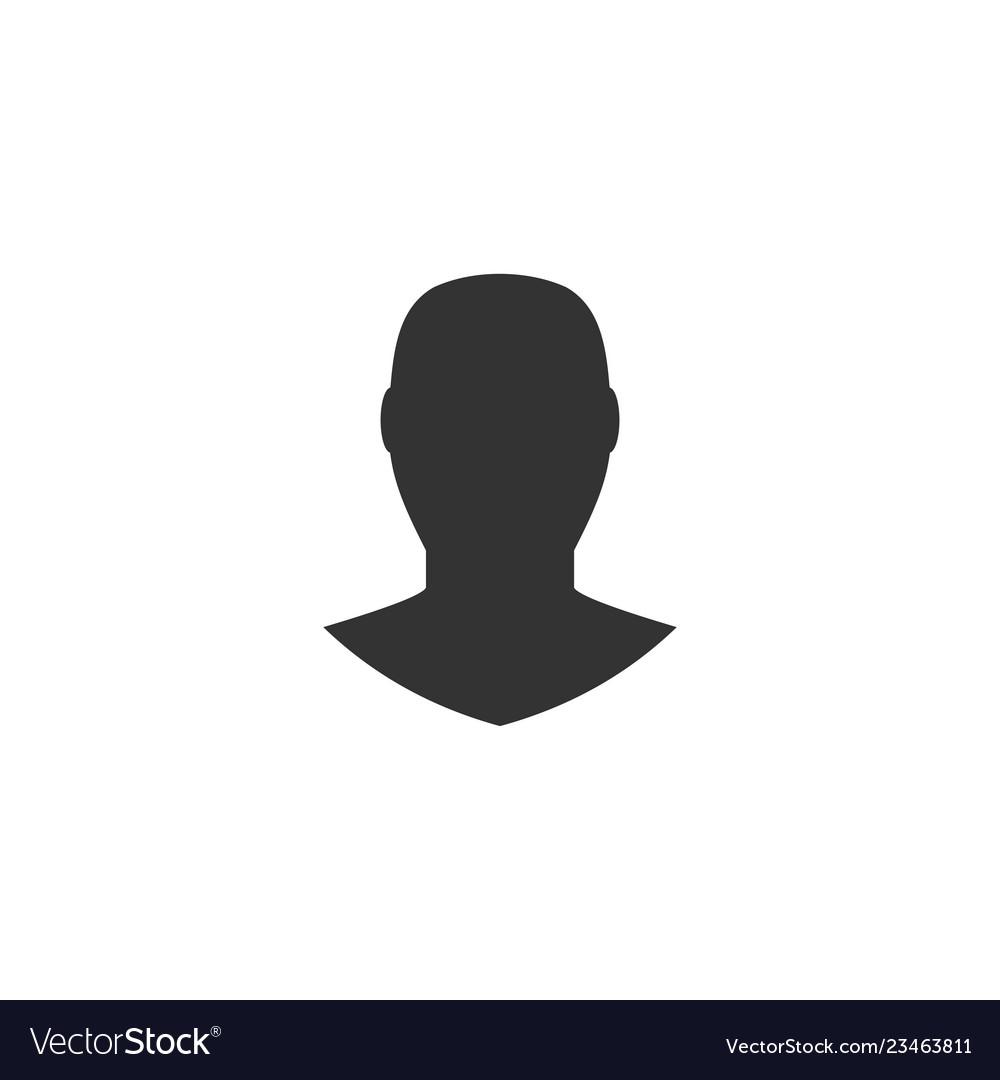 Avatar icon flat