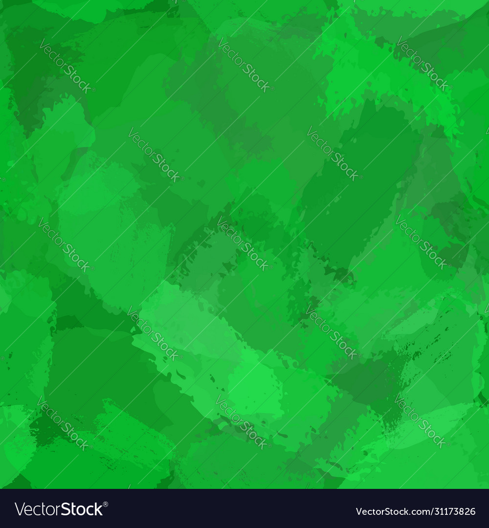 Green watercolor background abstract hand paint