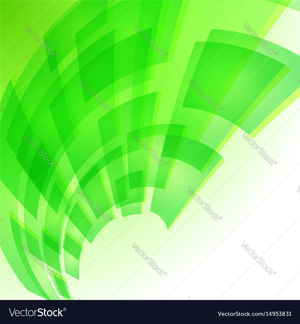 Abstract Green Digital Background For Design
