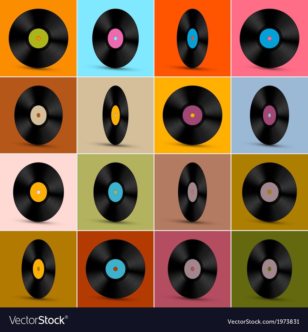 Right! excellent Vintage vinyl record what