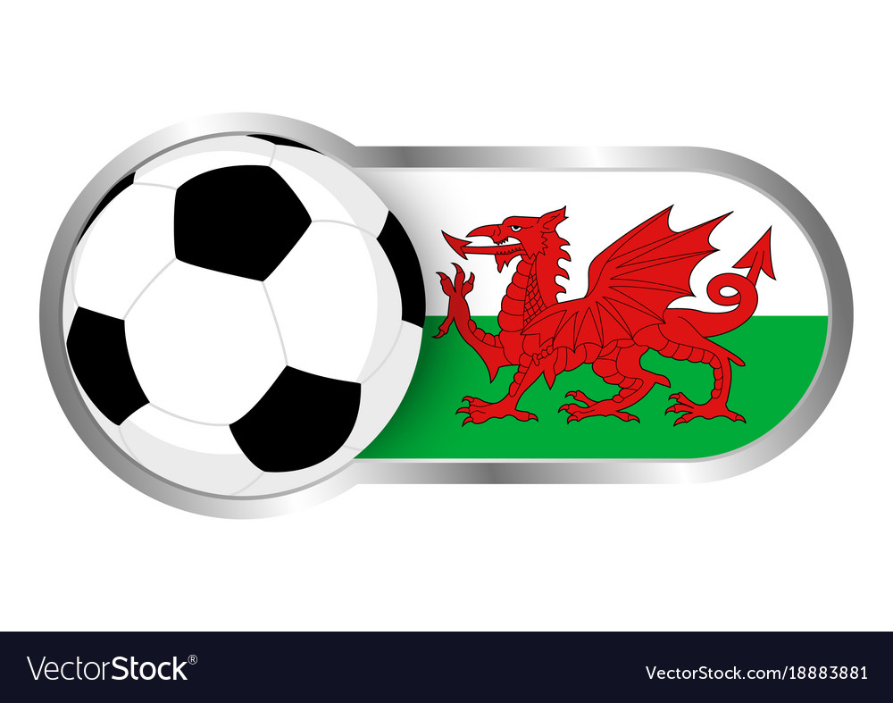 Wales soccer icon