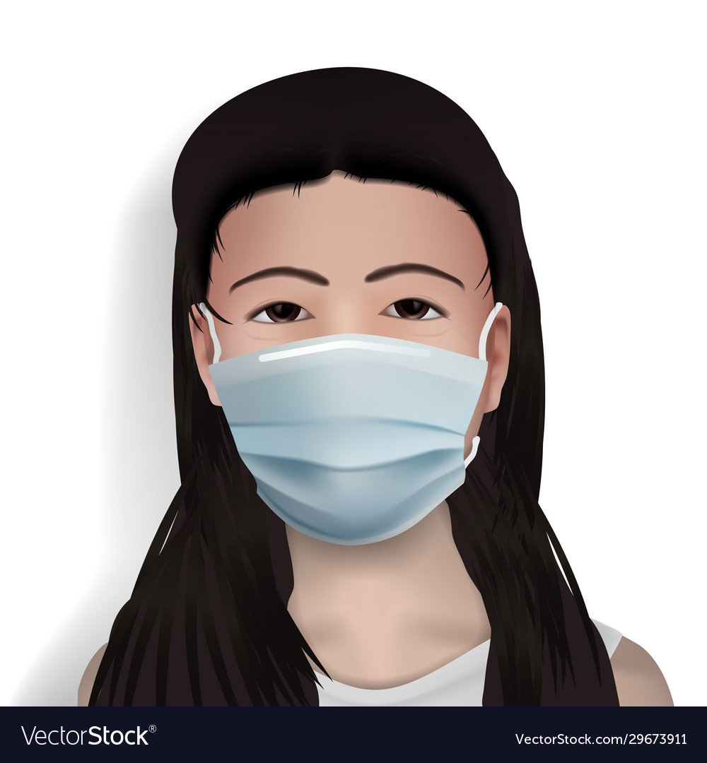 virus medical mask