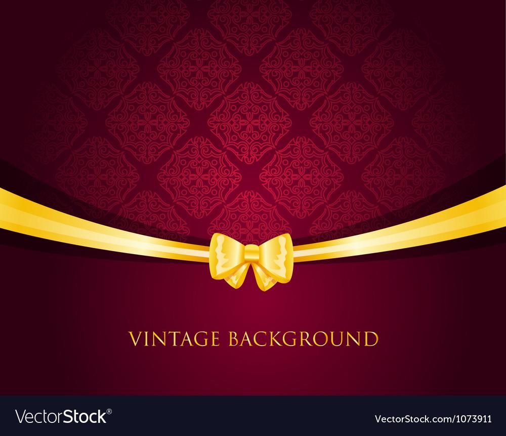 Ribbon vintage