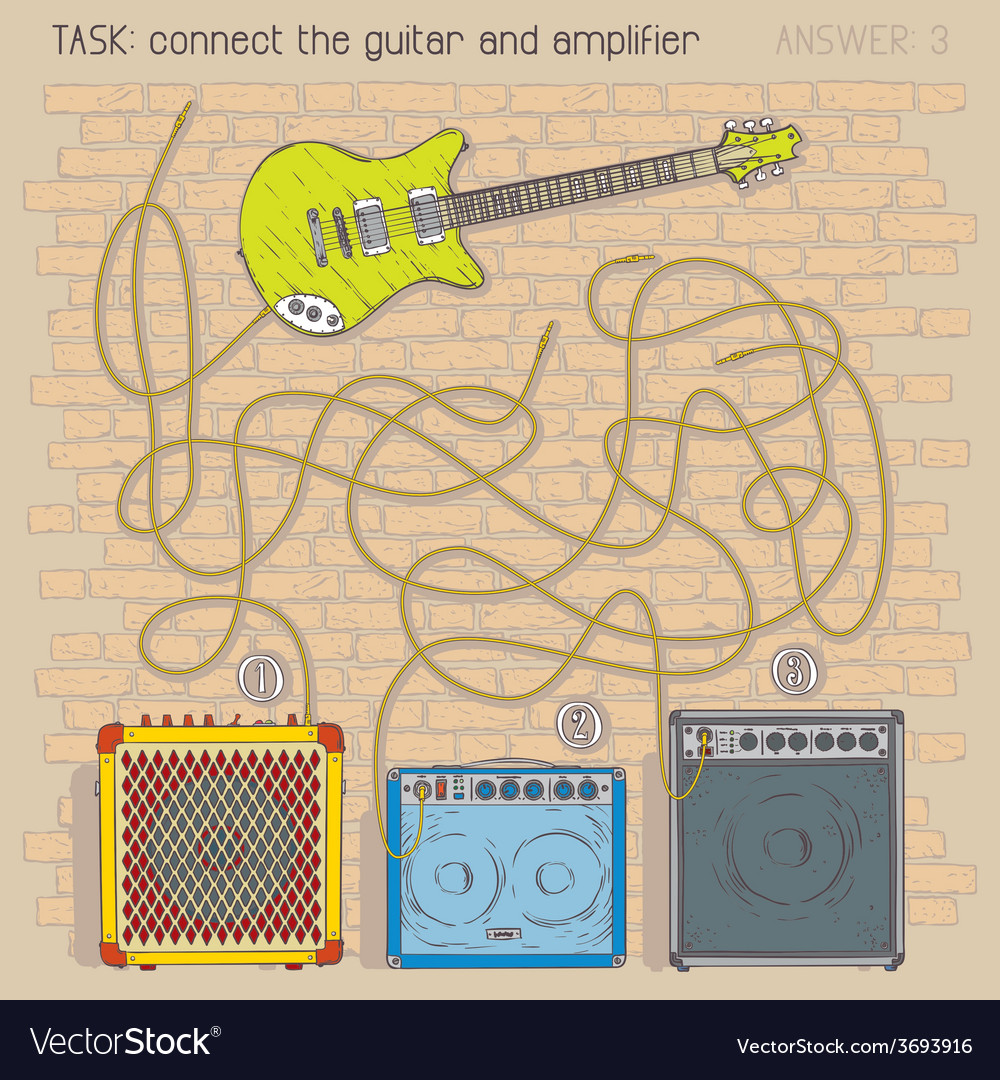 Electric guitar and amplifiers
