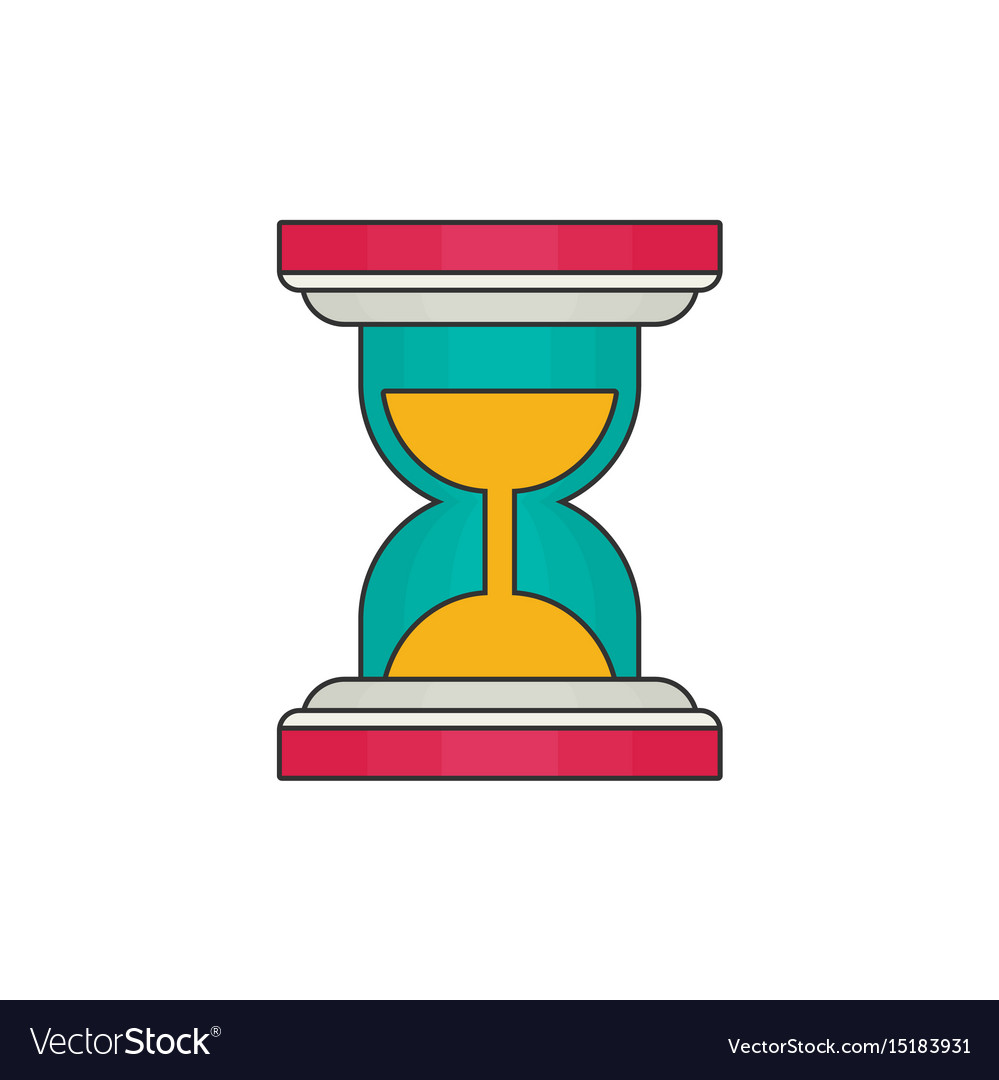 Hourglass flat
