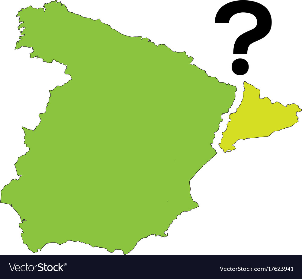 Referendum spain catalonia royalty free vector image referendum spain catalonia vector image gumiabroncs Image collections