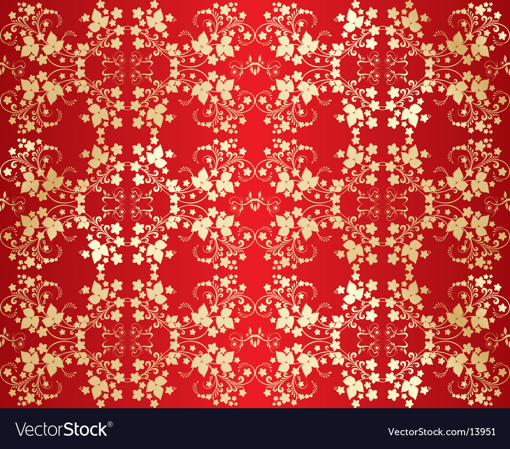 wallpaper graphic. Floral Wallpaper Graphic