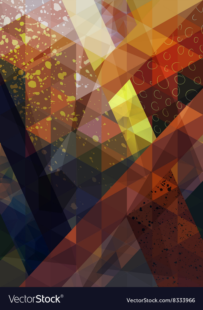 Abstract background Geometric abstract background