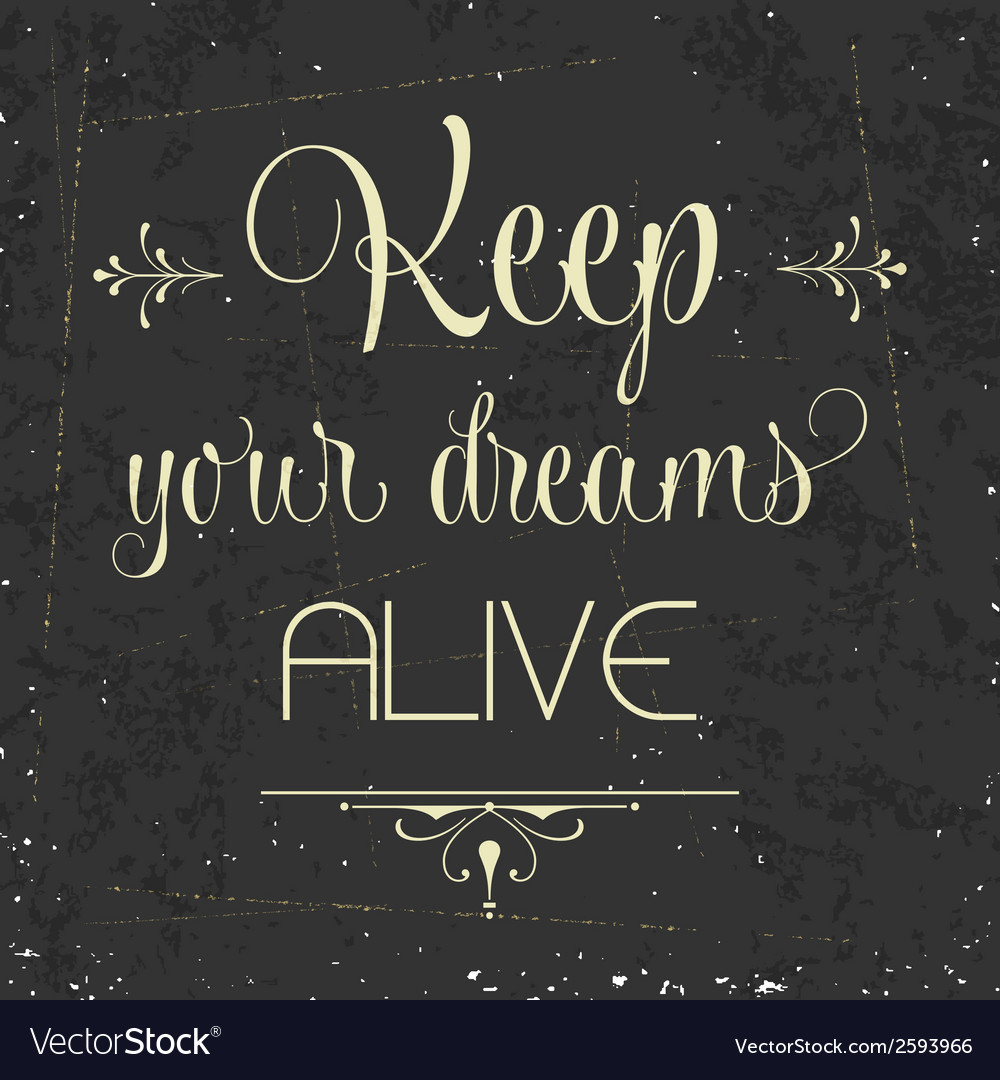 Dreams to Keep