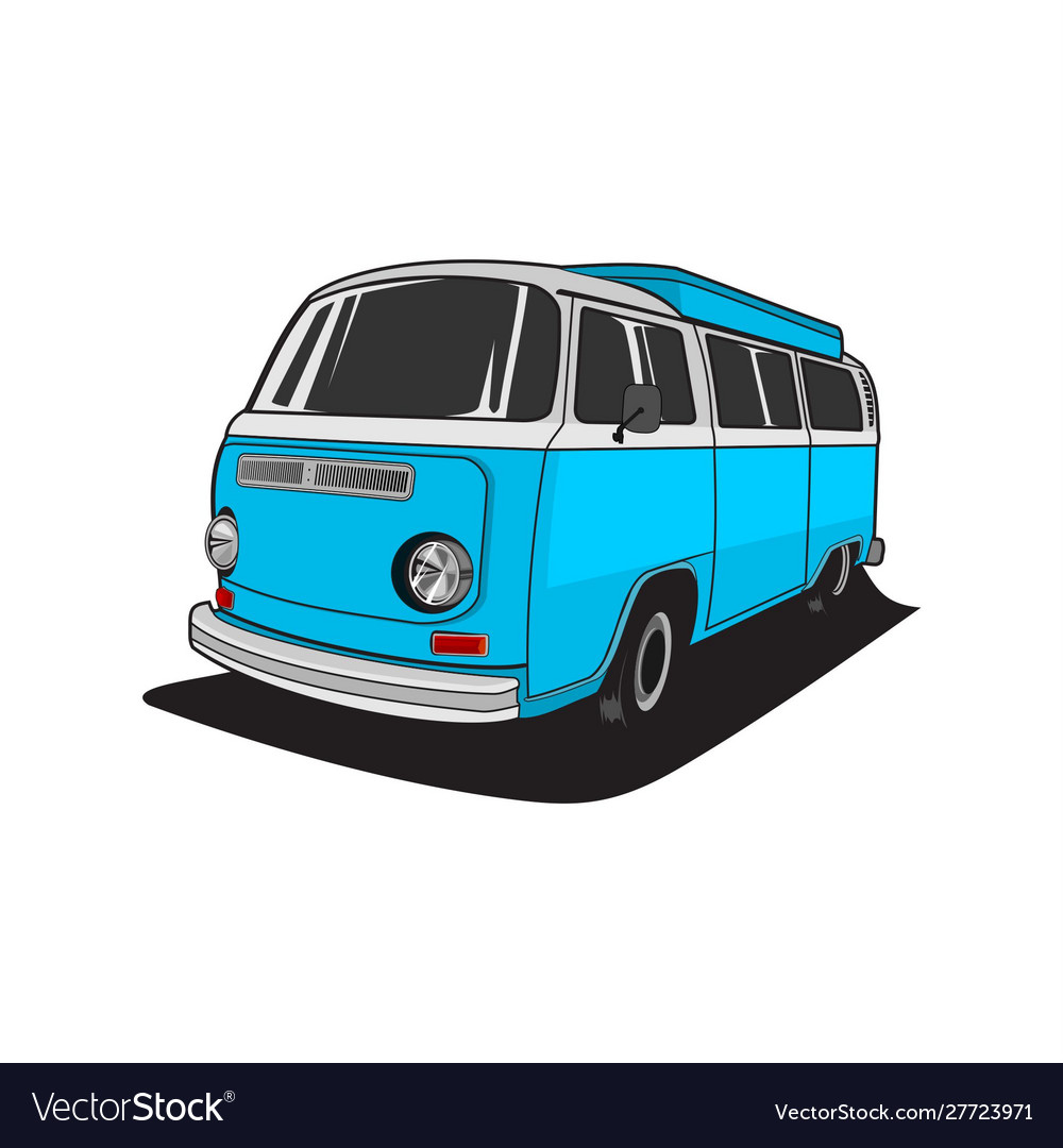 Van car logo