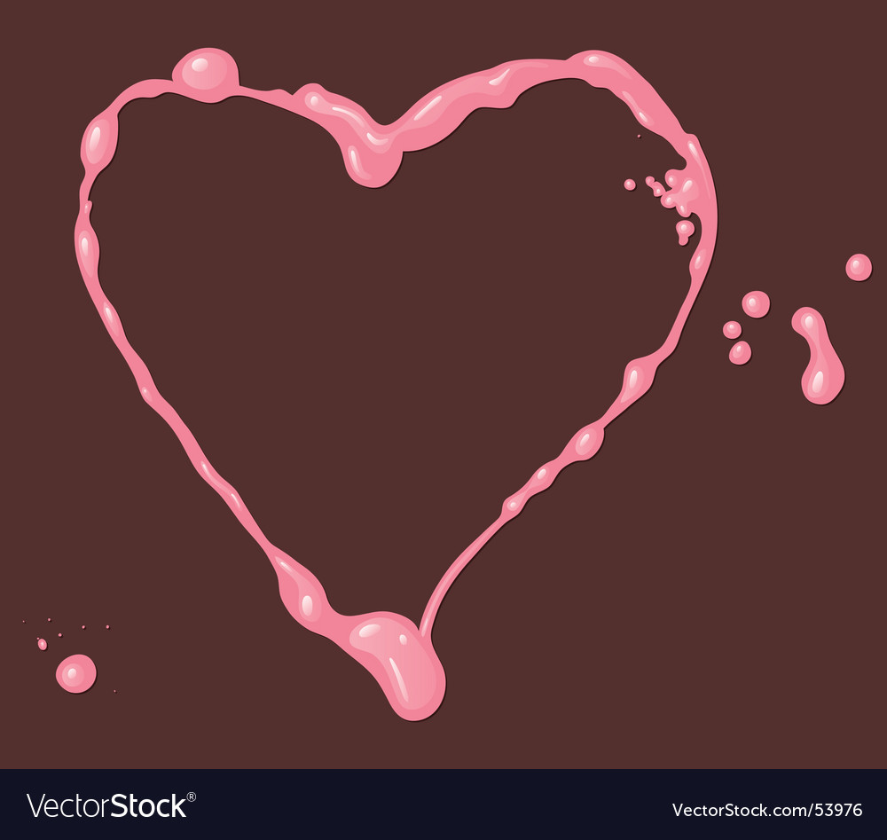 Pink love heart outline vector outline symbols of a this is reserved interlocking heart pop artkaboodle buy k triple diamond biocorpaavc Image collections