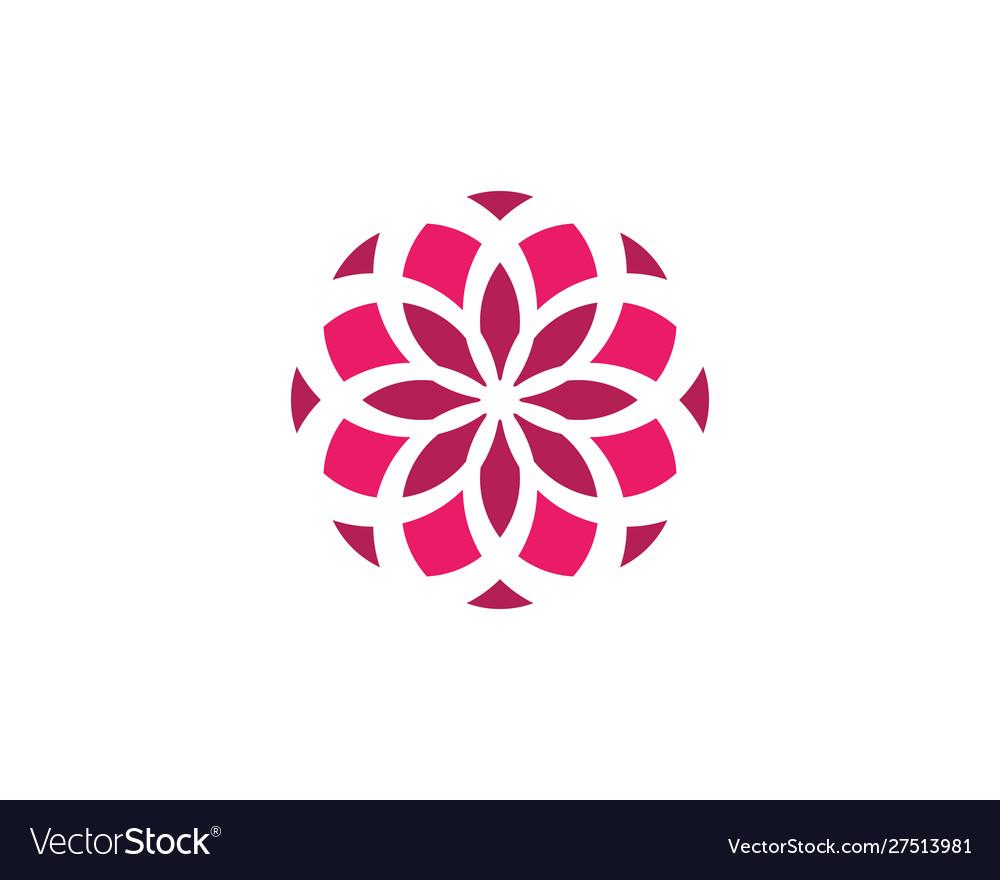 Beauty icon flowers