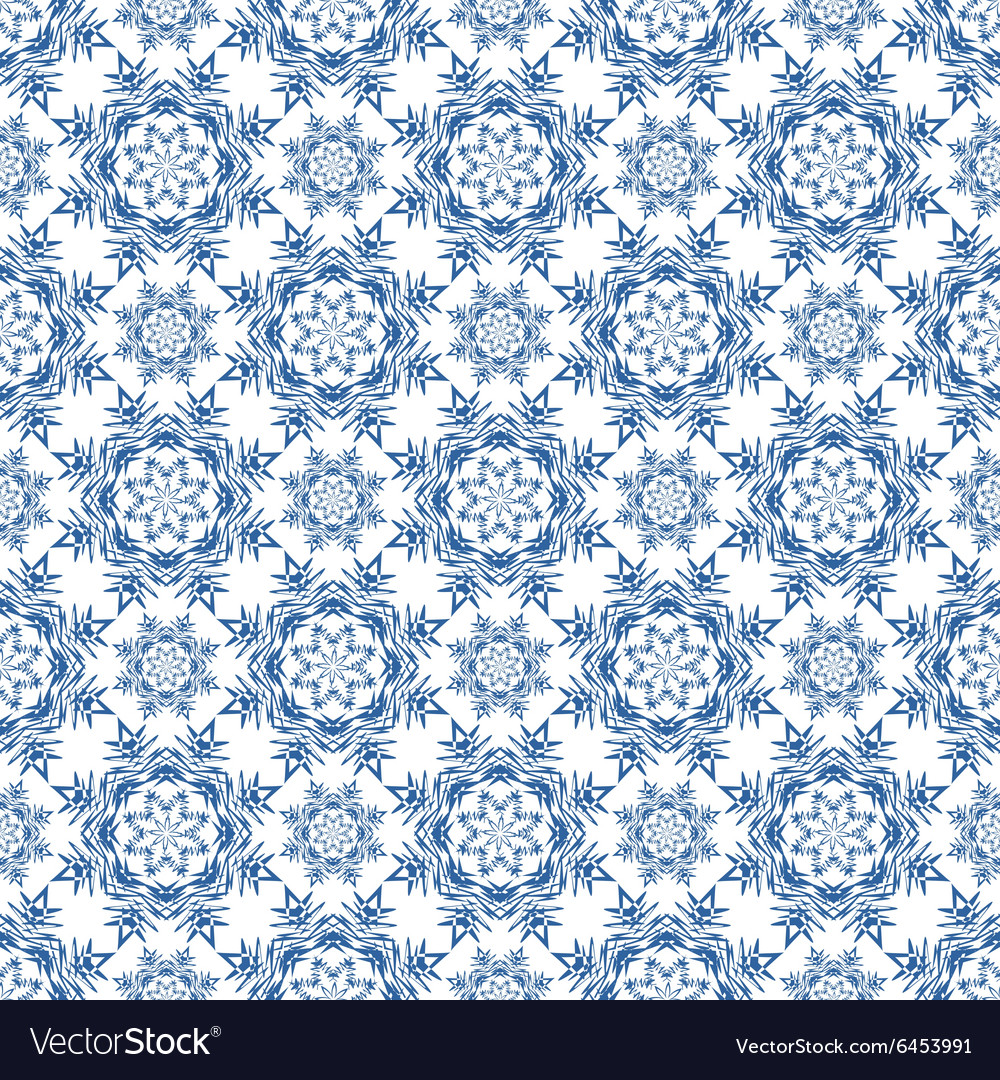 Christmas seamless repeating pattern