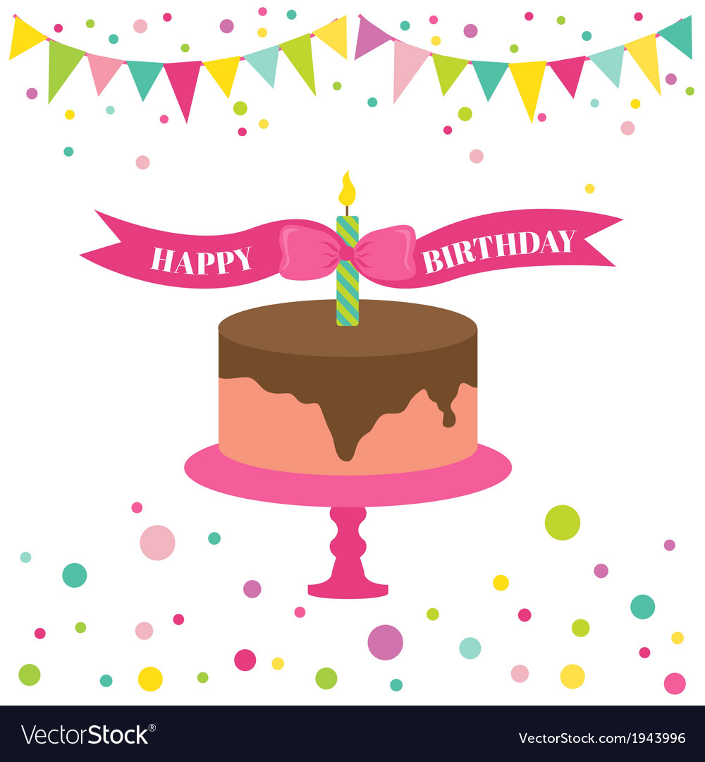 Happy Birthday and Party Card