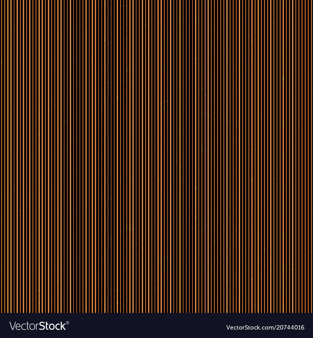 Orange strips pattern