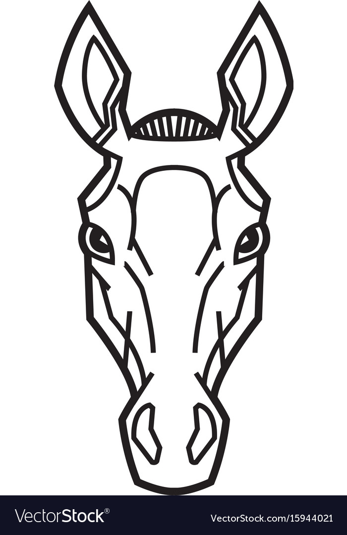 Mustang Bronco Logo Vector Images 59