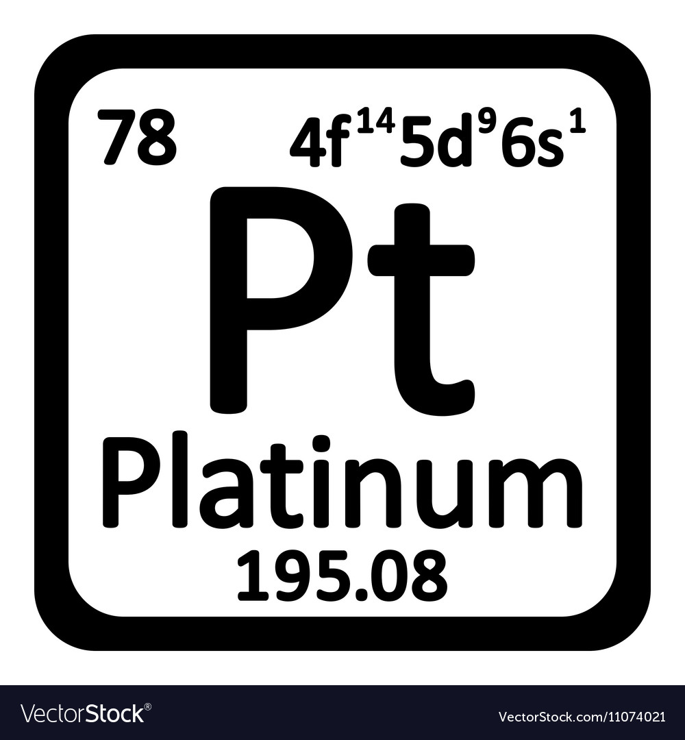 photo platinum dddcje for symbol stock alamy element the chemical