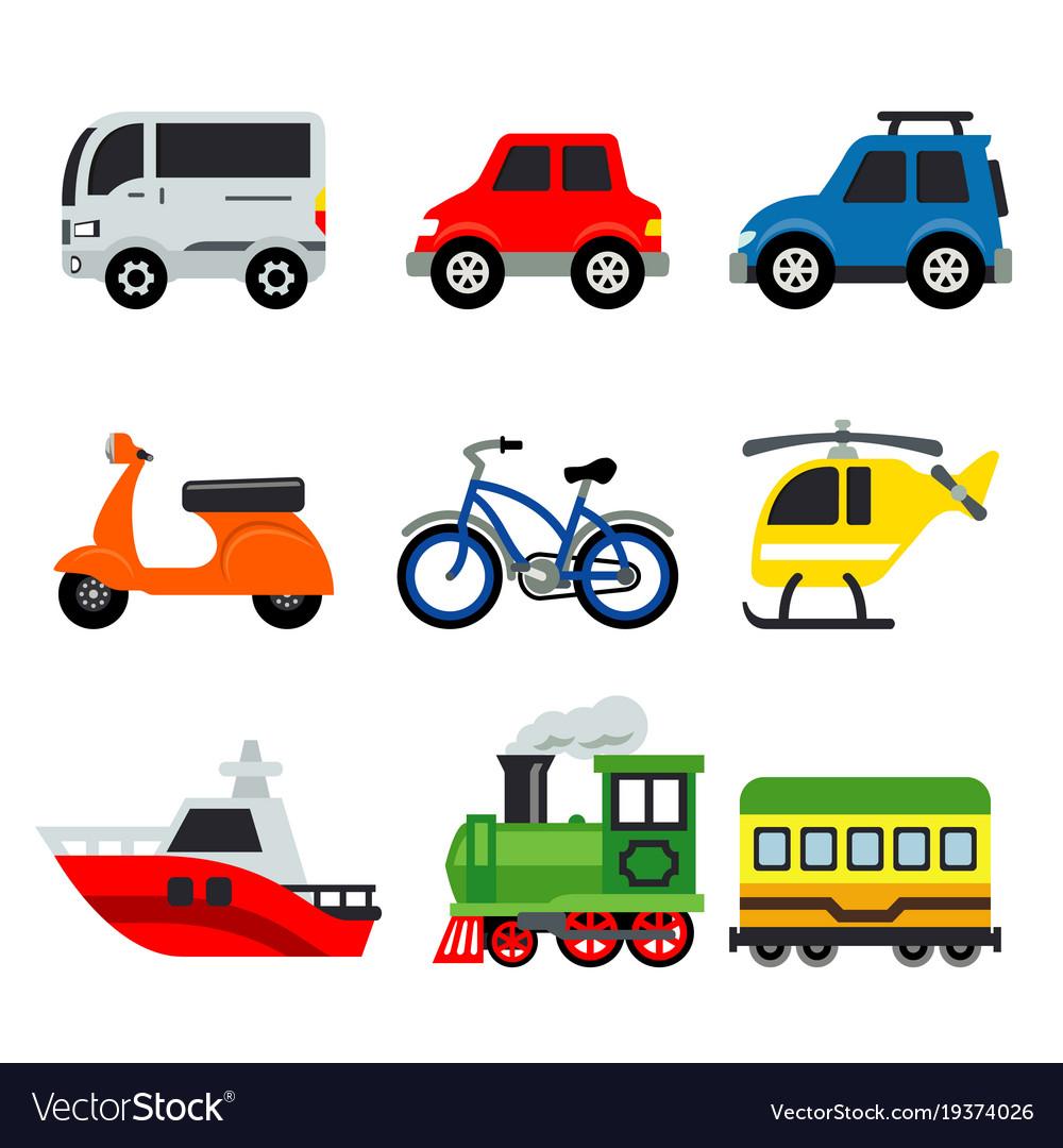 Transportation car vehicles transport