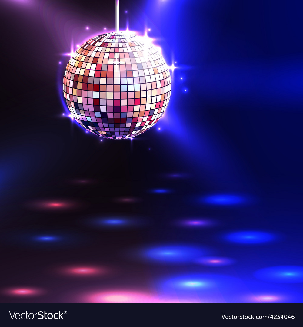 Disco Ball Background Royalty ...