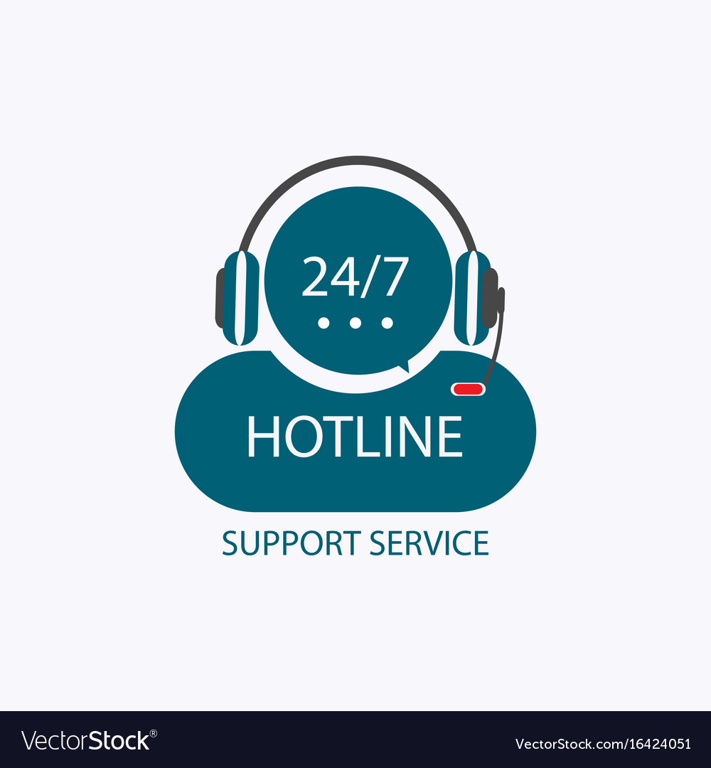 Hotline support icon