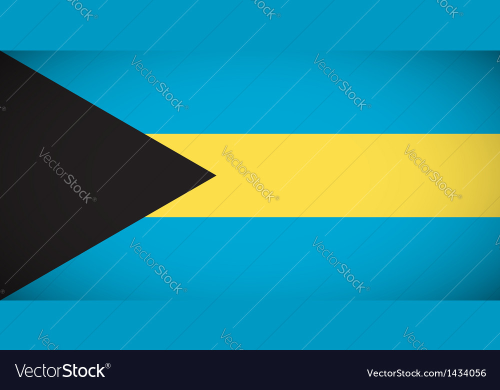 National flag bahamas