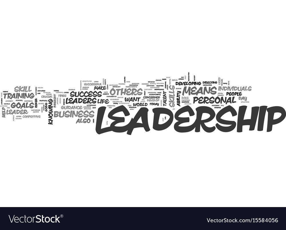 Why leadership is so important to your business