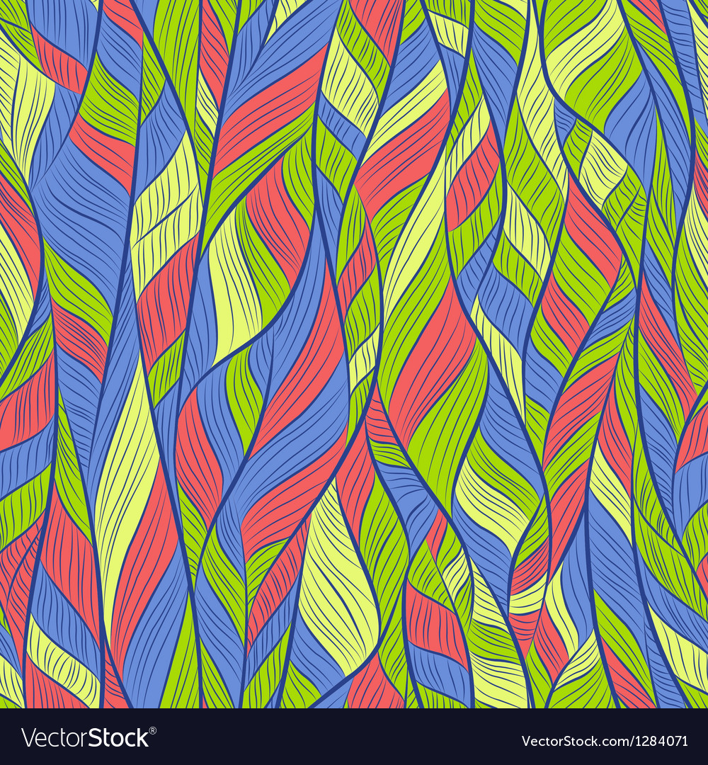 Abstract seamless vector image