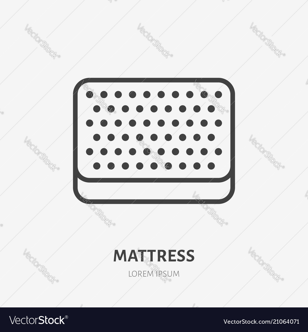 https://cdn2.vectorstock.com/i/1000x1000/40/71/mattress-flat-line-icon-top-view-bedding-sign-vector-21064071.jpg