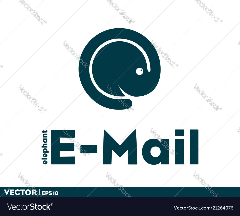 Elephant email logo