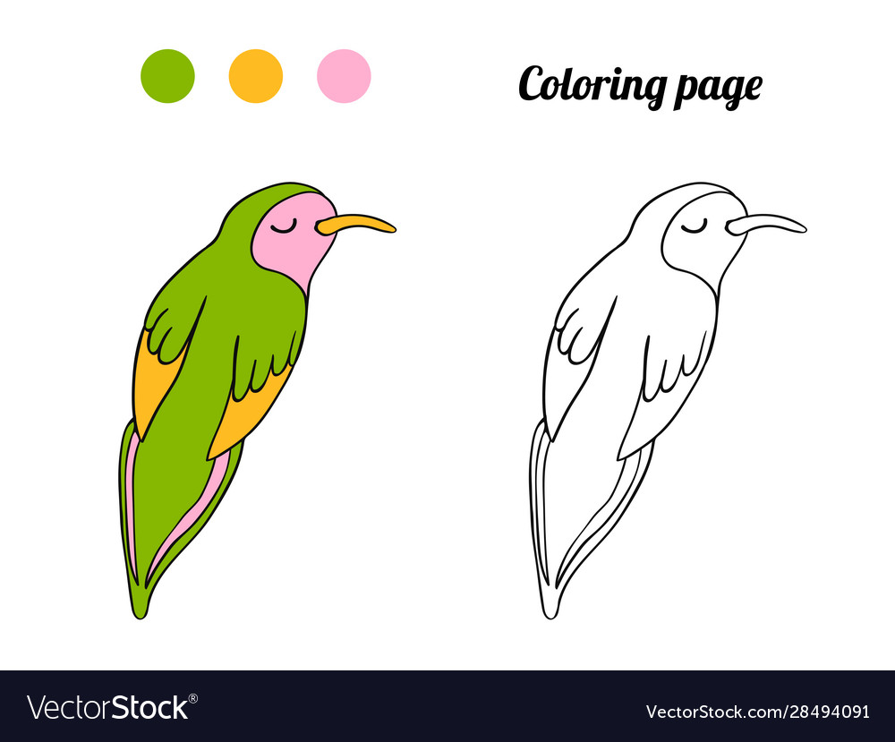 Birds - Free printable Coloring pages for kids | 829x1000