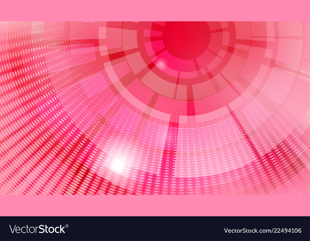 Abstract background of concentric circular
