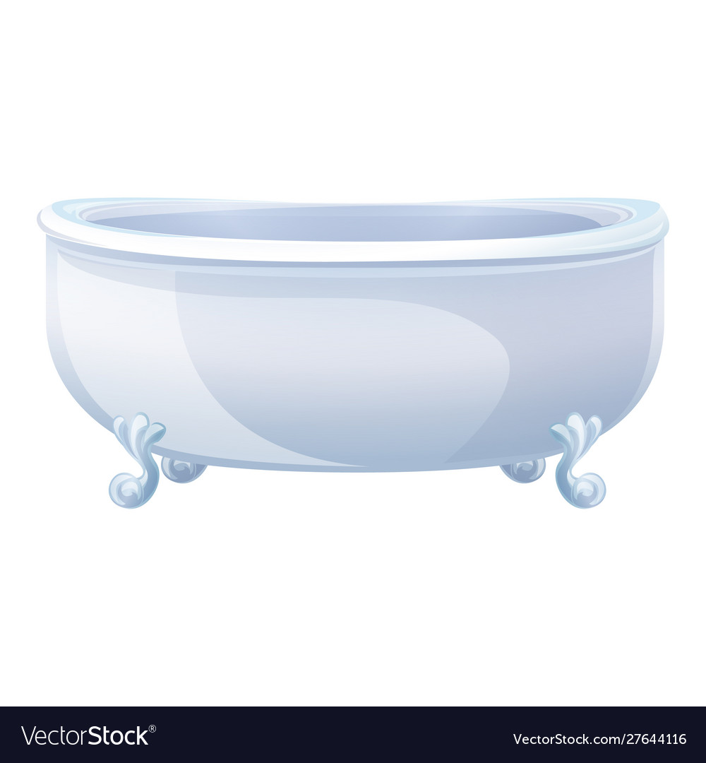 Clawfoot Tub Vector Images 38