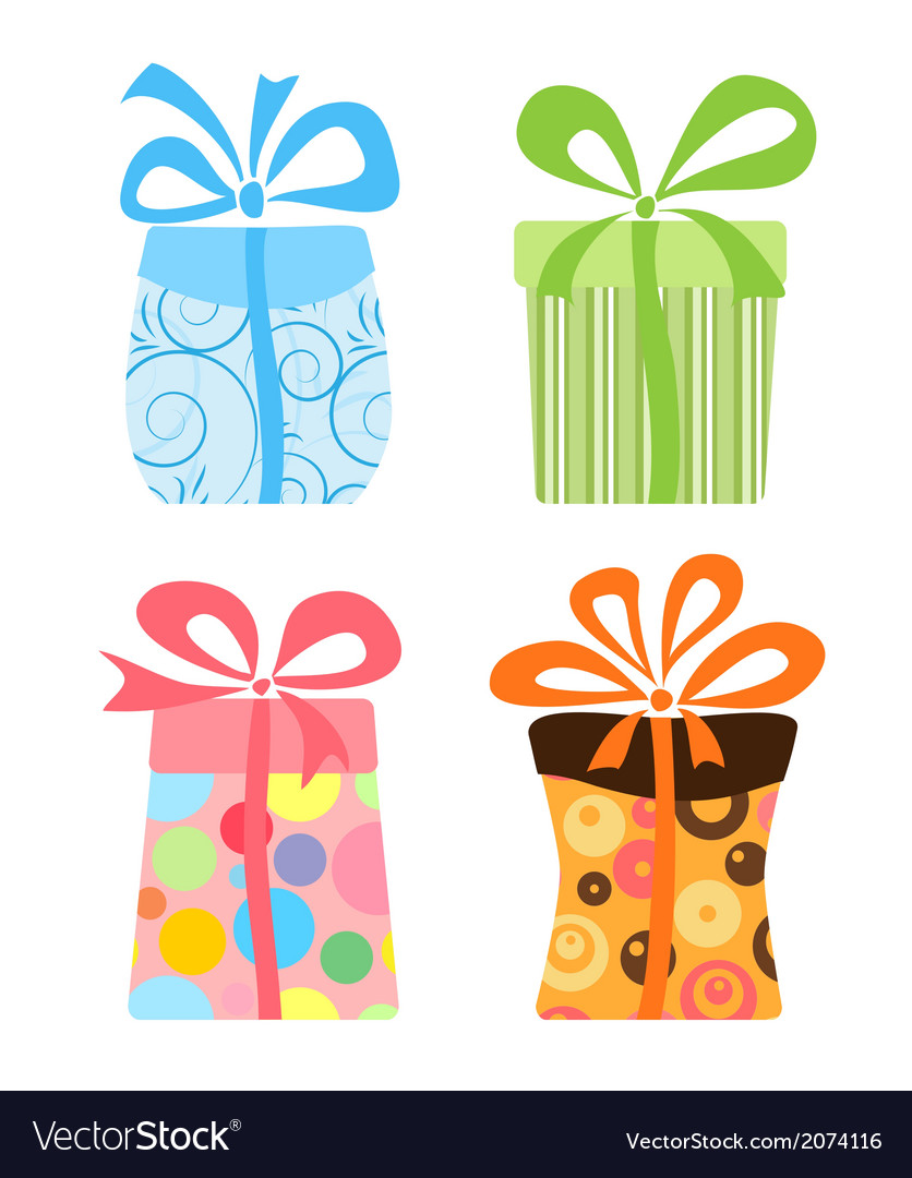 Cute gift boxes collection