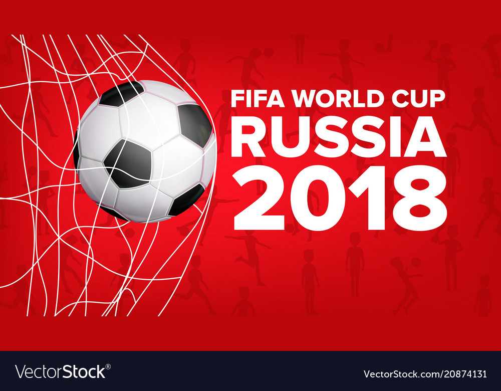 2018 fifa world cup banner russia event